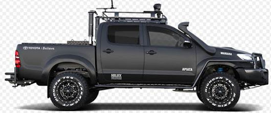 2016 Toyota Hilux Diesel Engine Specs Release Canada 2016 Toyota