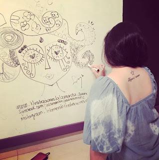 ilustraciones lola mento, lola mento, lolamento, cuadros originales, cuadros femenimos, cuandros amor,
