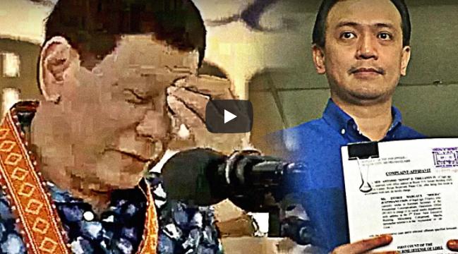 PANOORIN: Duterte Halatang Nagpipigil Ng Tawa Nang Mapag-usapan Si Trillanes
