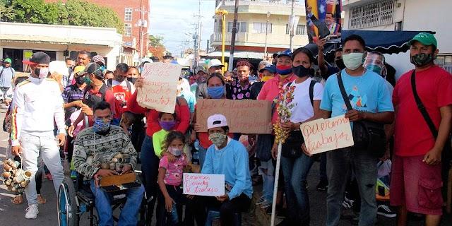 Sector informal de Infante solicita mesa de trabajo para buscar solución al derecho al trabajo