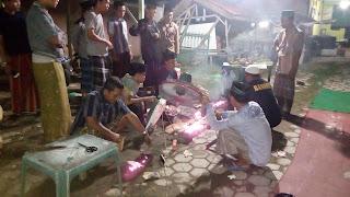 """Pererat Silaturahmi, PCNU Pamekasan """"Bakar-Bakar"""""""