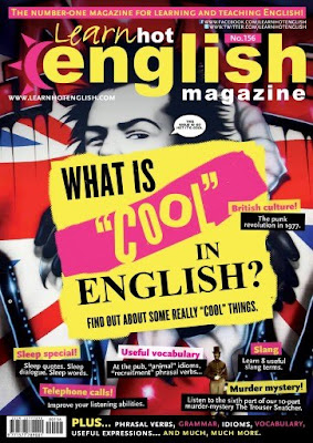 Hot English Magazine - Number 156