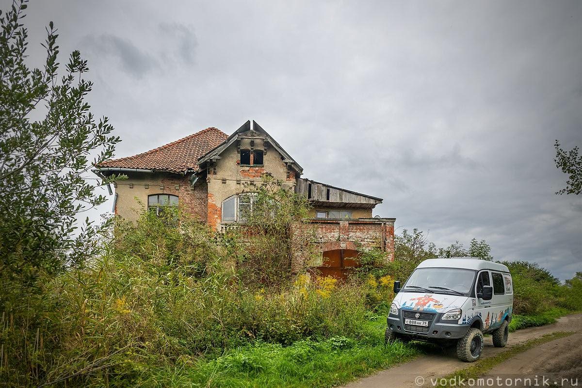 Дом в Ауклаппене - Малое Озерное