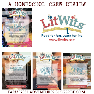 LitWits Kits {Product Review}