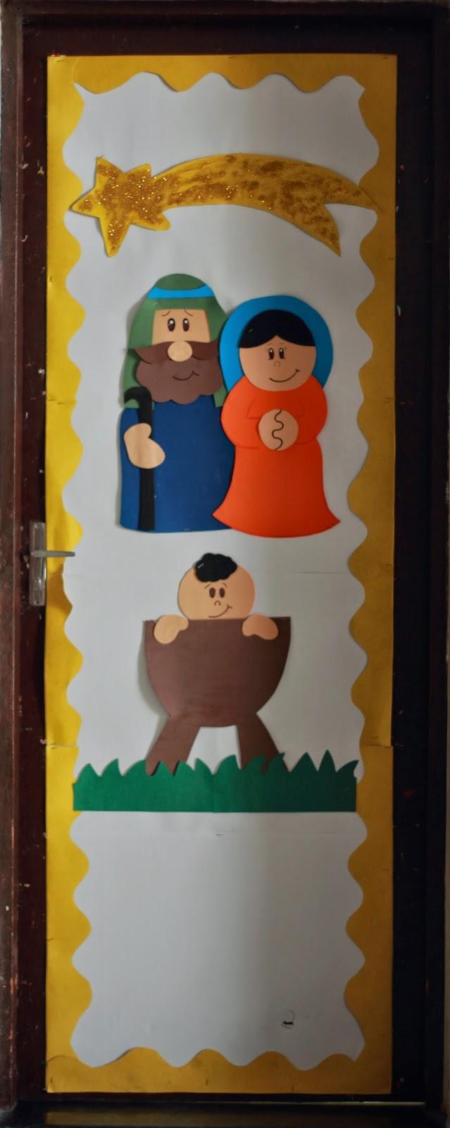 Gecps Grupo Escolar Carlos De Paula Se Ra Decora O De Natal  -> Sala De Aee Decoracao