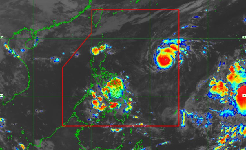 'Bagyong Rolly' PAGASA weather update October 30, 2020