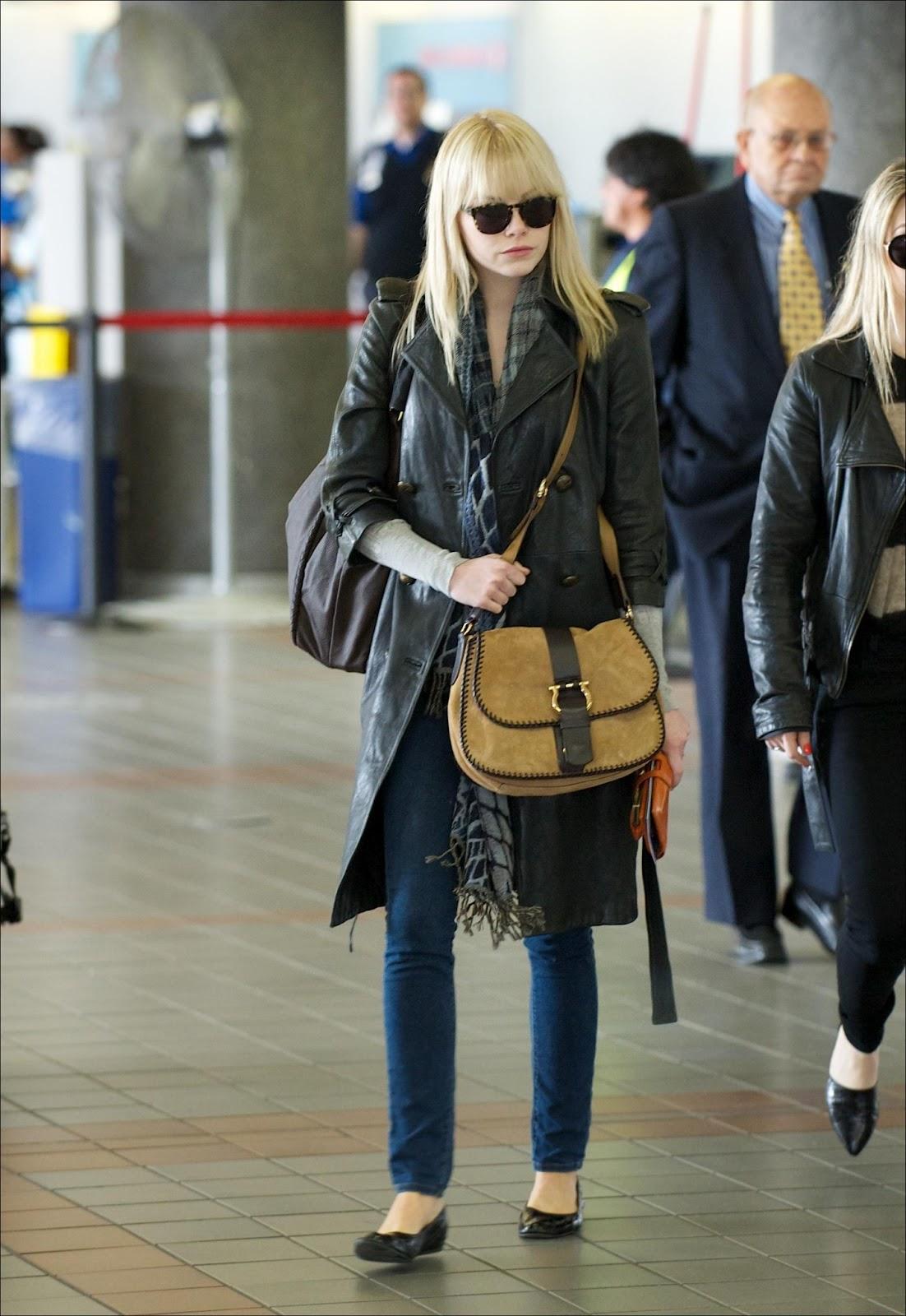 Emma Stone: Emma Stone Street Style