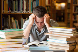 5 Cara Mudah Mengurangkan Stress Ketika Musim Peperiksaan