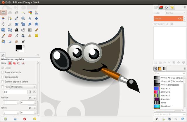 GIMP Editing Photo and Image