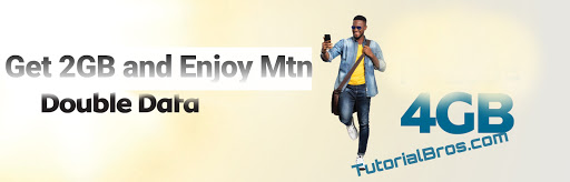 How To Activate MTN 4GB For just N500 naira