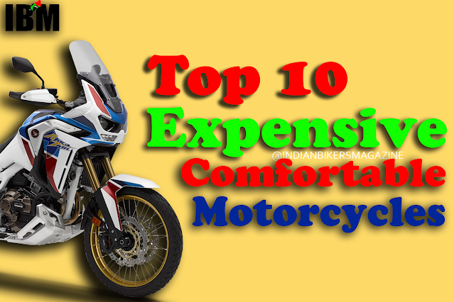 Top 10 Most Comfortable Expensive Bikes