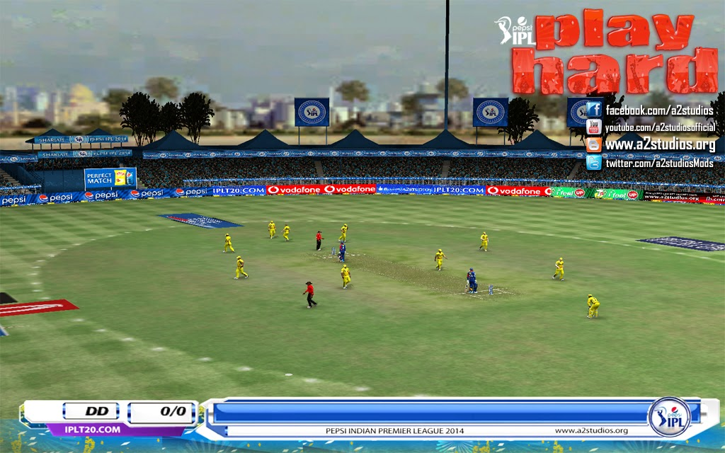 ea cricket 12 mobile game free