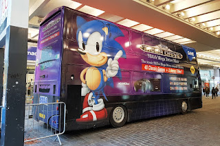 The SEGA Game Bus