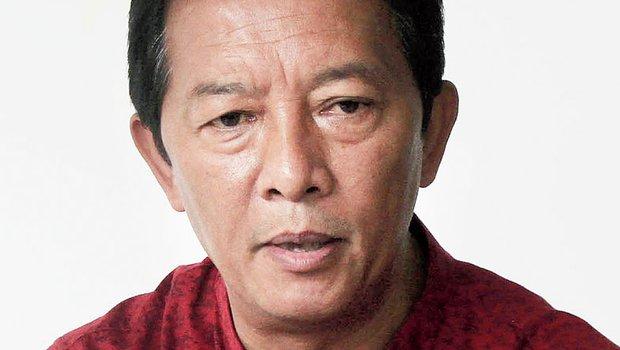 Gorkha Janmukti Morcha chief Binay Tamang