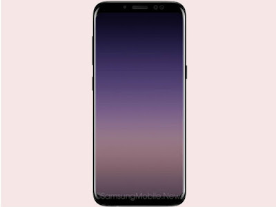 Desain Samsung Galaxy A 2018