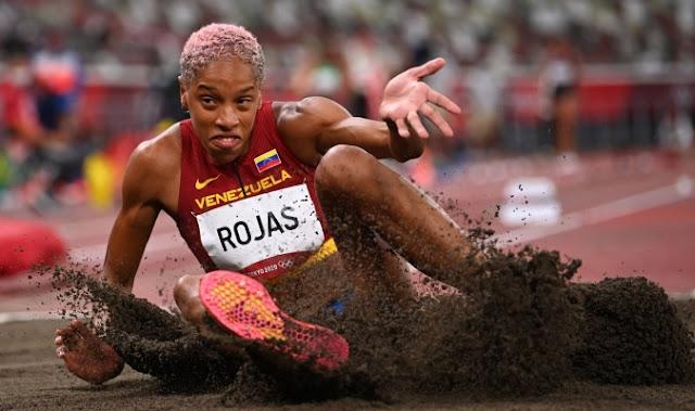 OLIMPIADAS: Yulimar obtiene 14.77 y se clasifica  a la final de salto  triple para  domingo en Tokio 2020.