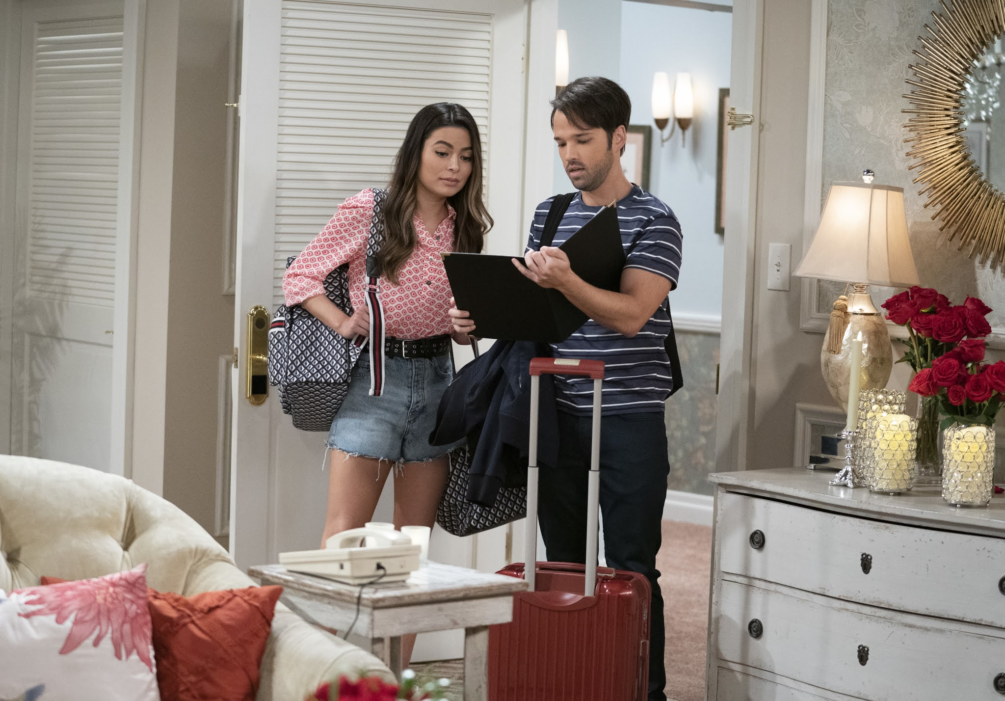 First Look: Paramount Plus to Premiere New 'iCarly' Episode 'iTake A Girl's Trip' on August 5