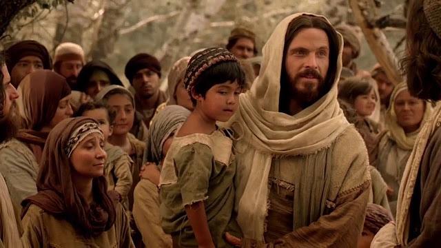 los-niños-y-Jesús