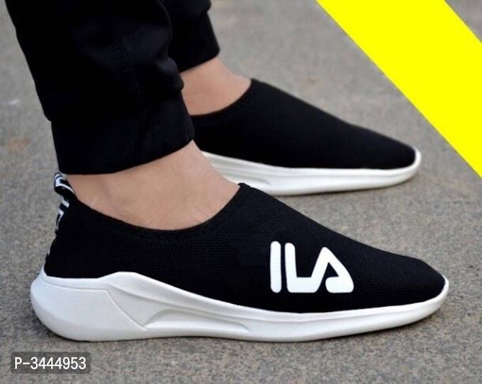 High Fashion Grey Slipon Sports shoes