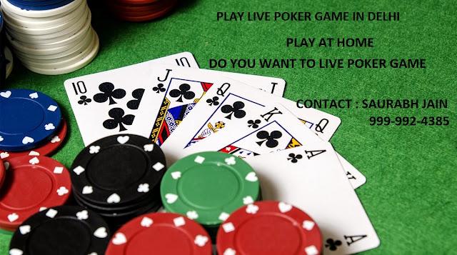 Live Poker Game in Delhi  | Play Poker Club Delhi