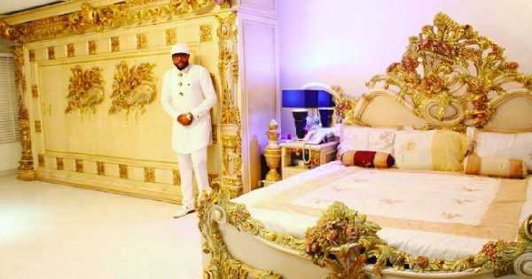 Timaya house is among the most expensive houses in Nigeria