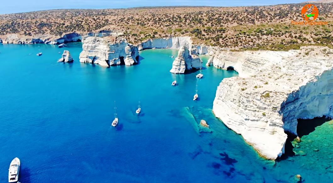 Τα Θαλασσινά Μετέωρα της Ελλάδας![βίντεο]