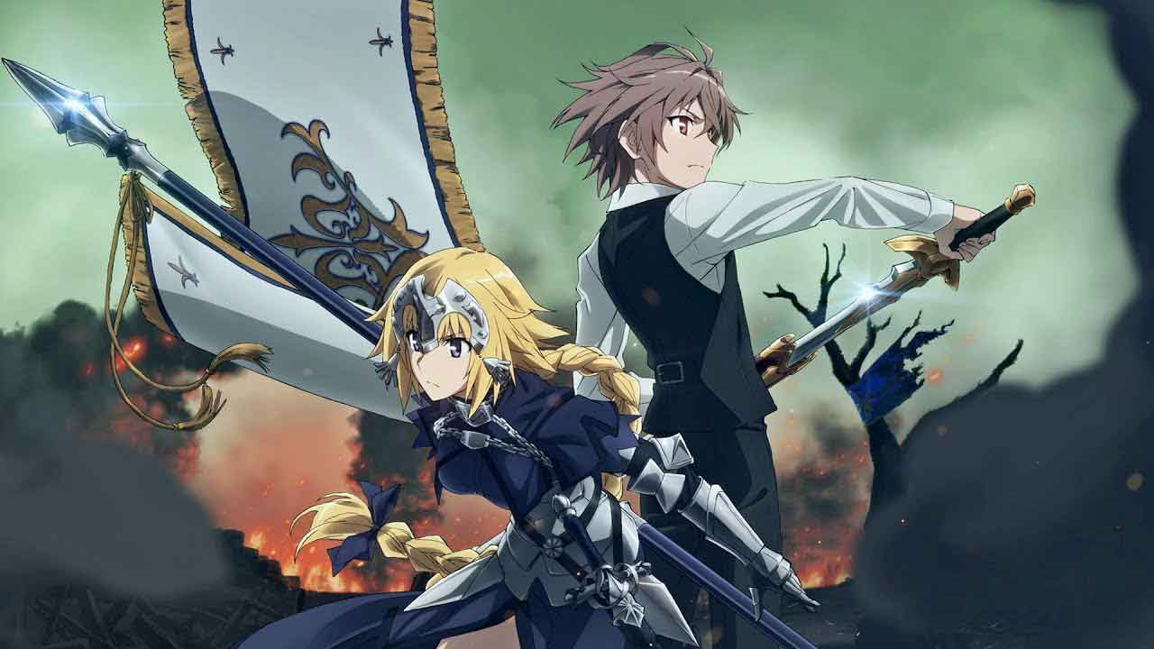 Fate/Apocrypha BD (Episode 01 - 25) Subtitle Indonesia