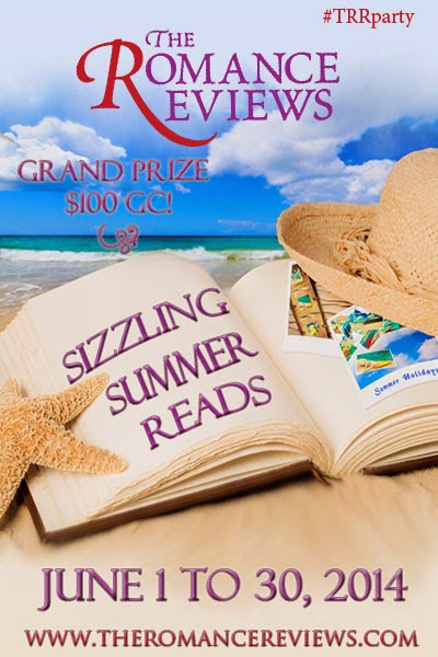 Sizzlin' Summer Reads; Suspense and Romance at Its Best!
