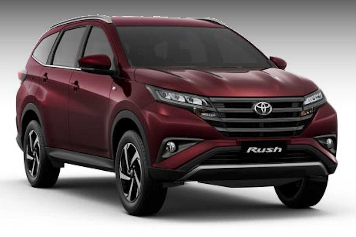 The Toyota Rush Sets The Standard [ADVERTORIAL