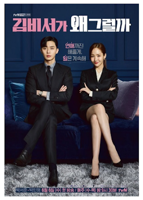 Drama Korea What's Wrong With Secretary Kim