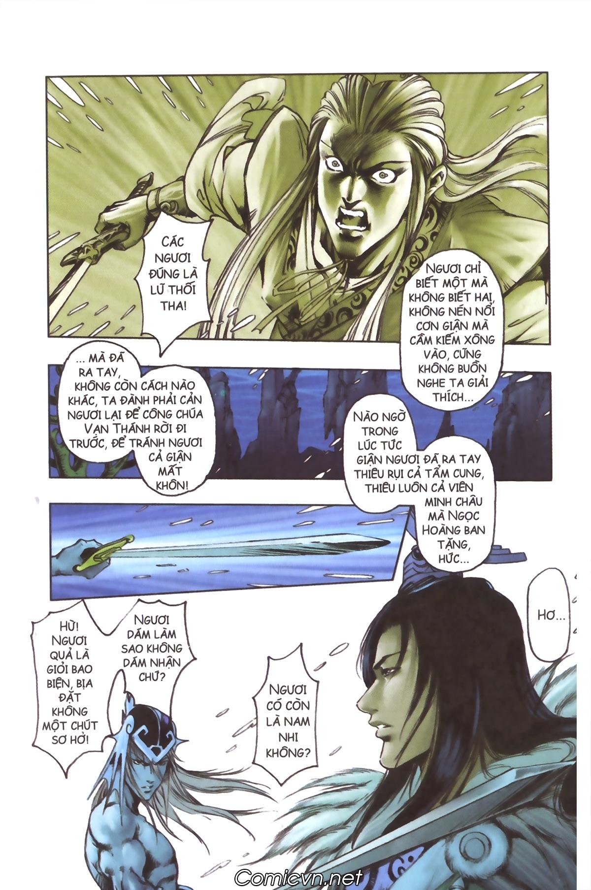 Tây Du Ký màu - Chapter 111 - Pic 29