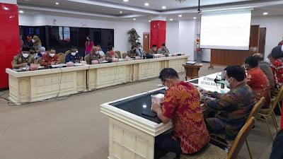 DPD RI Dorong Temuan BPK Diselesaikan dan Apresiasi Capaian WTP Pemprov Sulut