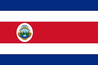 Kosta Rika (Republik Kosta Rika) || Ibu kota: San José