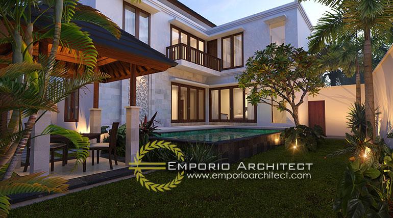 Jasa desain rumah bersama Emporio Architect