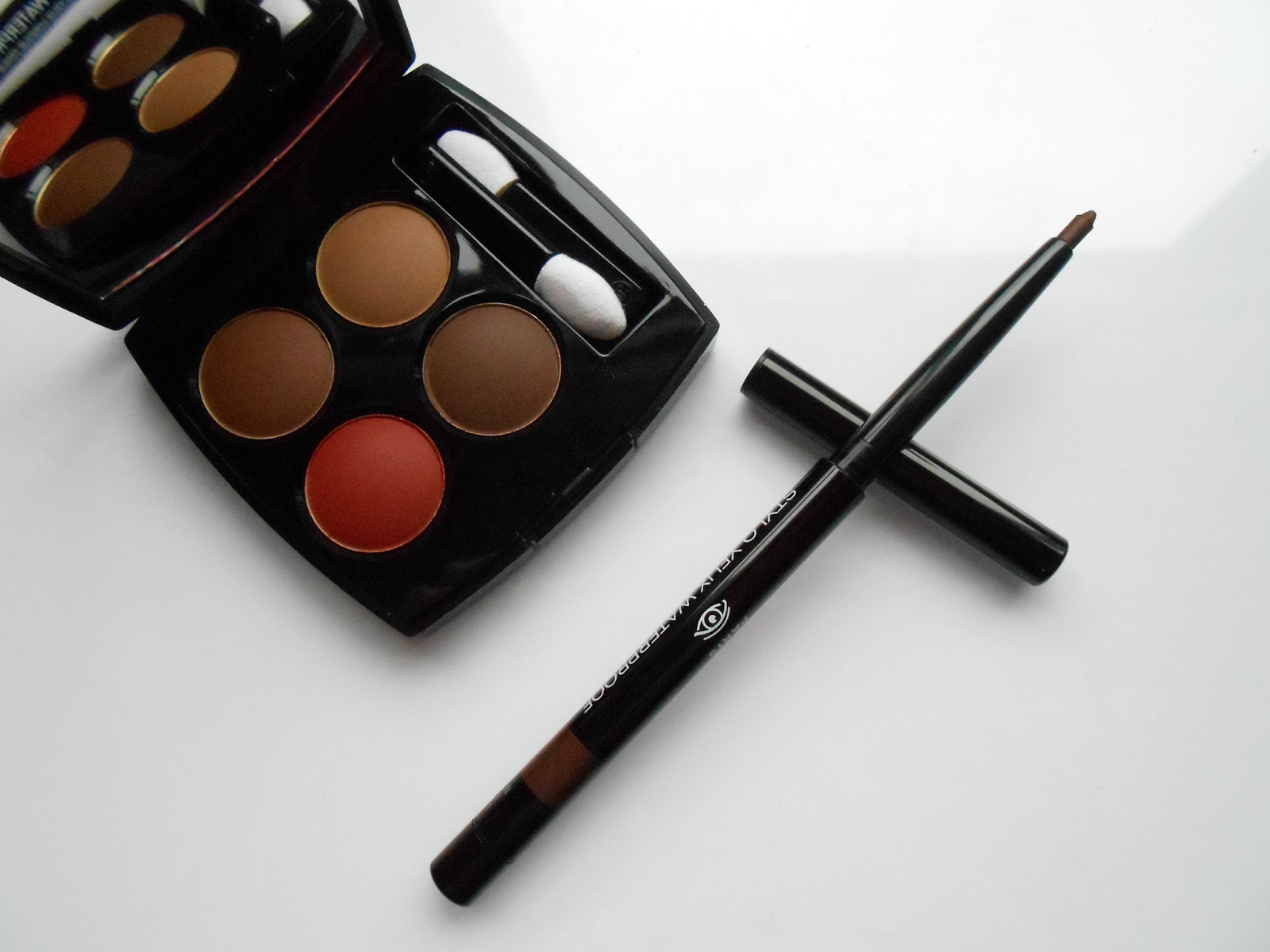 Chanel Les 4 Ombres Multi Effect Eye Shadow Quad in #268 Candeur et Expérience
