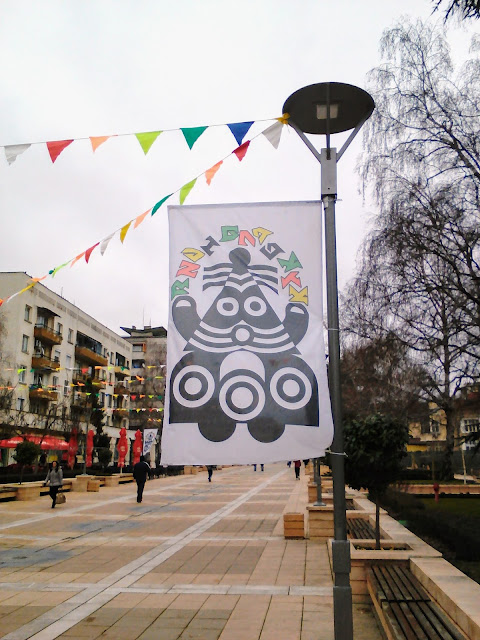 Yambol, Bulgaria, Famous, Kukeri, Event,