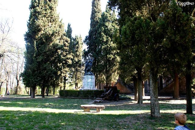 Il Parco del Castello Reale di Govone