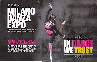 Milano Danza Expo 2013