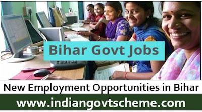 New Employment Opportunities in Bihar