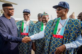BREAKING: Buhari, Mimiko In Closed Doord Meeting At Aso Rock