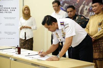 Disepakati, SOP Pelayanan dan Pengawasan Kapal Dan Awak Kapal Di Pelabuhan Tanjung Priok