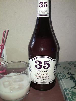 Passatempo 6.º Aniversário - Licor 35 Ganha uma garrafa deste delicioso licor português