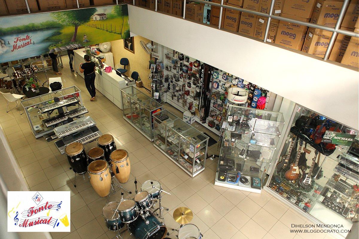 blog do crato fonte musical a mais completa loja de instrumentos