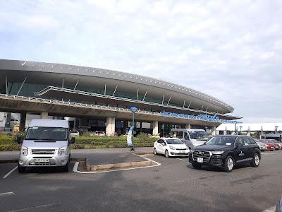 Cảng hàng không quốc tế Phú Quốc - Kiên Giang