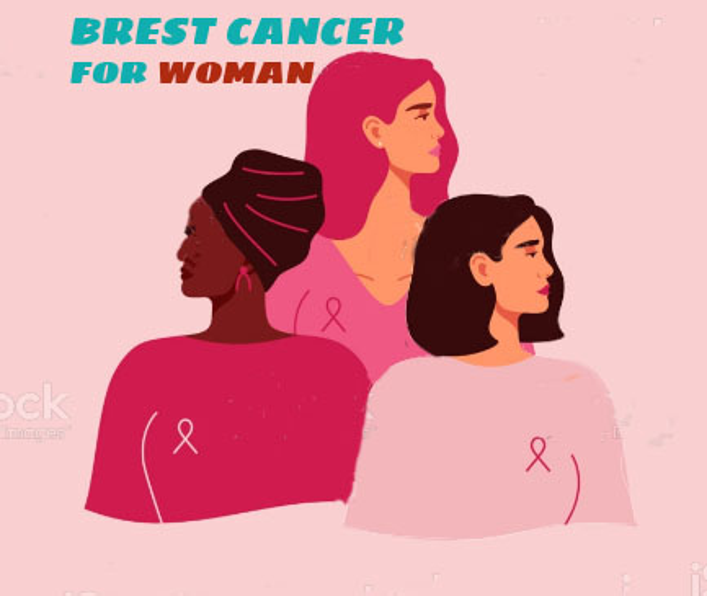 Bosom Cancer for a lady