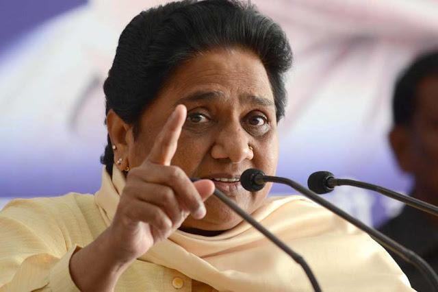 कांग्रेस व अन्य नेताओं को बिना अनुमति कश्मीर जाने पर मायावती ने दी नसीहत - newsonfloor.com