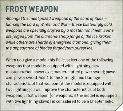 armas congeladoras lobos espaciales