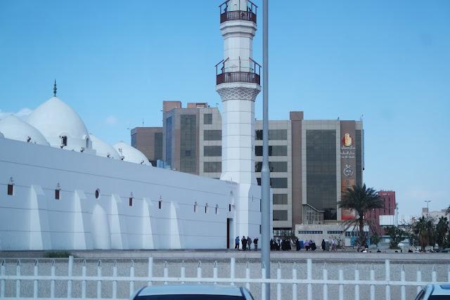Perjalanan ke Madinah