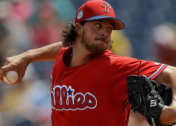 Aaron Nola named Phillies Opening Day Starter