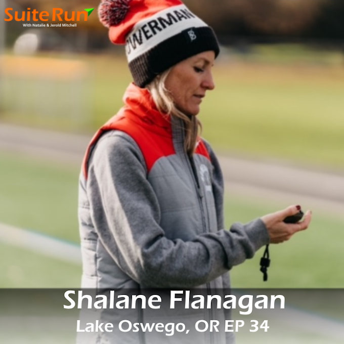 Lake Oswego, OR with Shalane Flanagan: Running in PNW Beauty with an Olympian